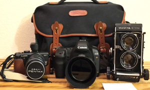 In your bag No: 340 – Mike Choi