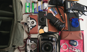 In your bag No: 323 – Greg Williamson
