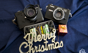 Merry Christmas from JapanCameraHunter