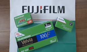 Film News: Fujifilm Europe Selling off Film Factory