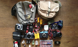 In your bag No: 444 – Sean Lotman and Ariko Inaoka