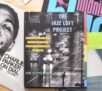 Jesse's book review – The Jazz Loft Project by W. Eugene Smith