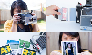 Beginner's Guide to Polaroid: Part II (Peel-Apart Film) by Phil Shen