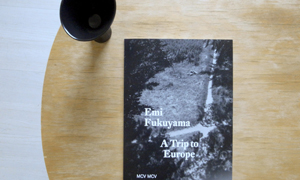 Jesse's book review – A trip to Europe by Emi Fukuyama