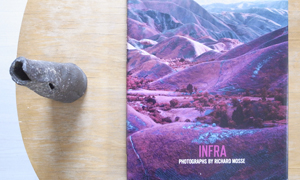 Jesse's book review – Infra by Richard Mosse