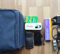 In your bag No: 558 – Frederik Buse
