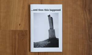 Photography zines (and books) No: 2