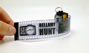 DIY Film Cannister Business Cards