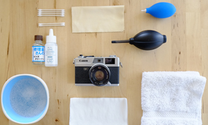Classic Camera Cleaning Guide