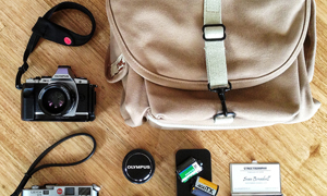 In your bag No: 645 – Sean Breadsell