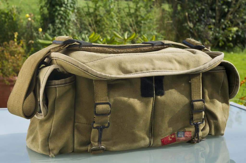 Nikon Fs and Domke Special F2 bag