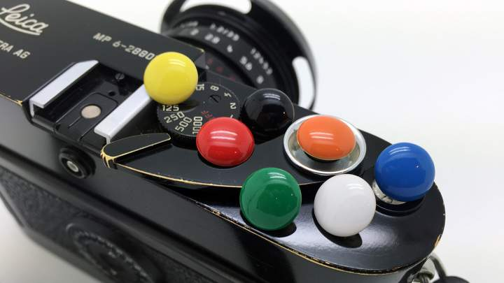 Camera Geekery: JCH Soft Release Buttons