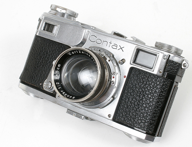 Contax II - Pacific Rim Camera shot 2reg