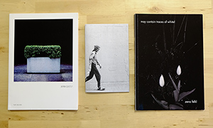 Photography Zines (and books) No: 15