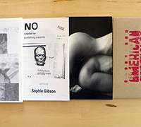 Photography Zines (and books) No: 16