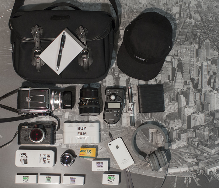 In Your Bag Analog