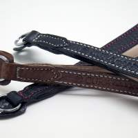 Cura Leather Wrist Strap