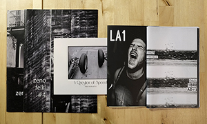 Photography Zines (and books) No: 22