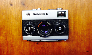 Rollei 35 Review by David Aureden