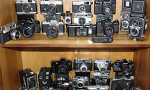5 film cameras for under £50 a piece
