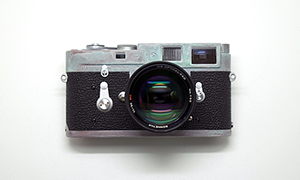 The JCH Leica M2 Patina Edition