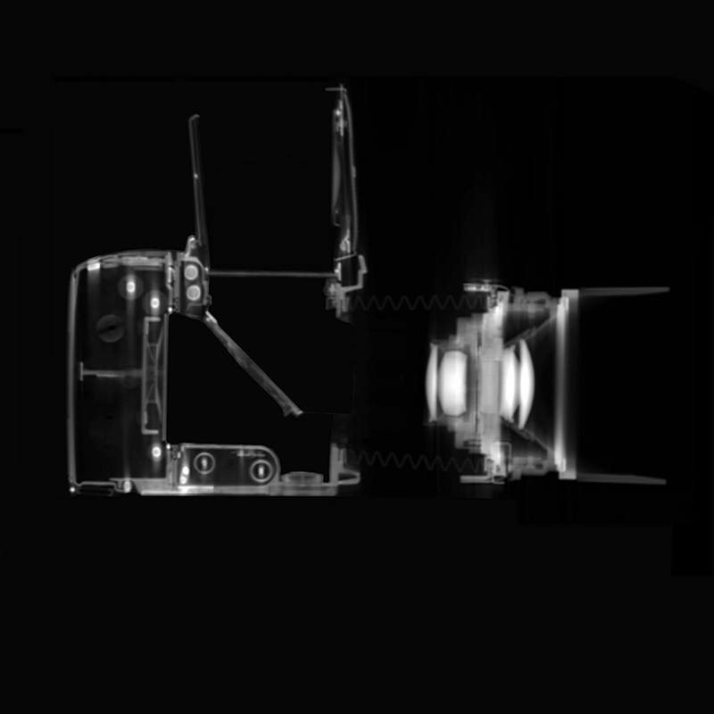 Camera Geekery: Camera CT Scans