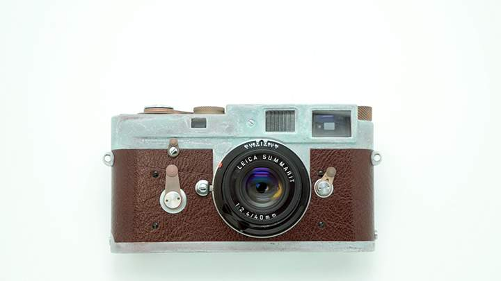 The JCH Leica M2 Patina Edition *Update*