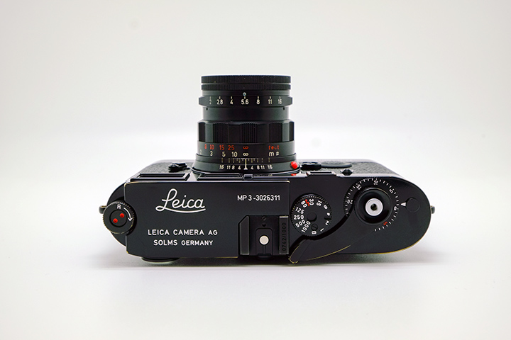 Camera Geekery: The Leica MP-3