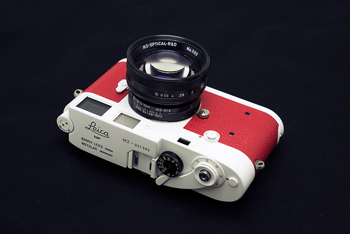 The JCH Shiro Edition Leica M2