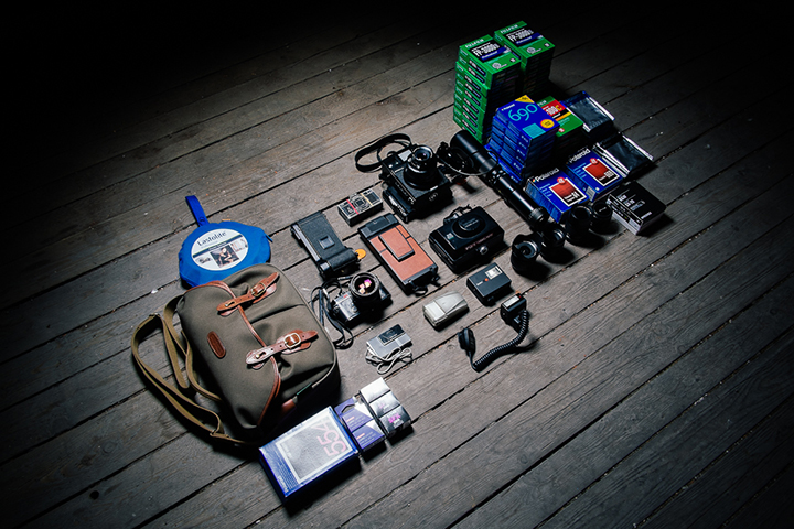 1. My camera collection-1