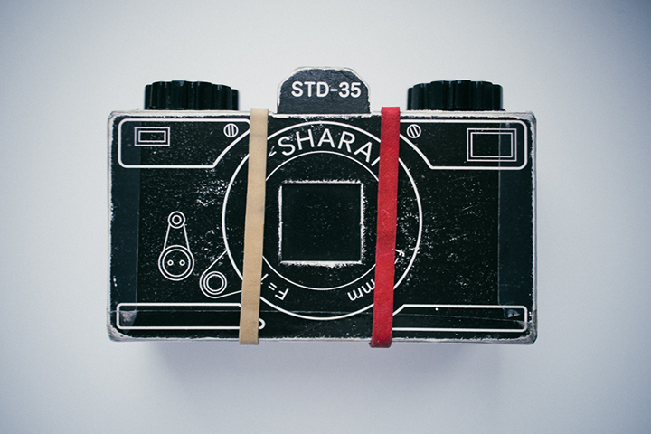 Sharan Pinhole camera