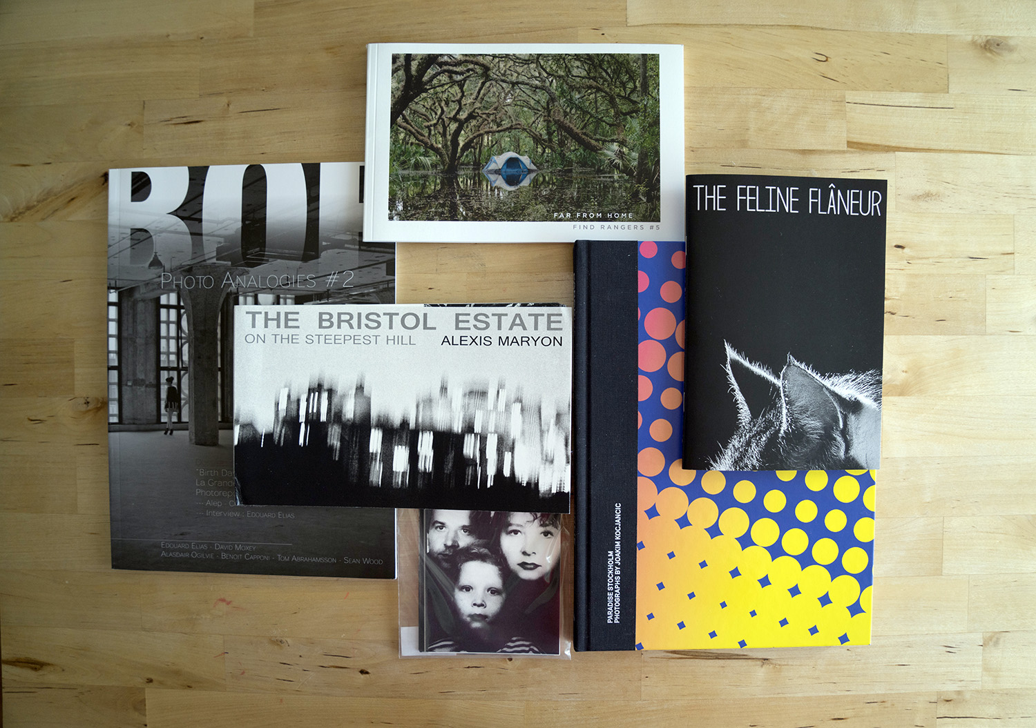 Photography Zines (and books) No: 28