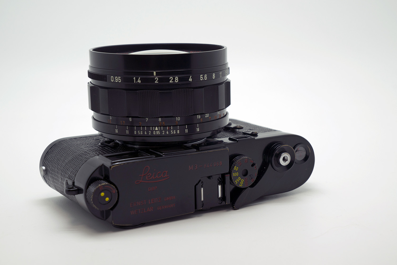 Camera Geekery: Dream Lens Custom M3