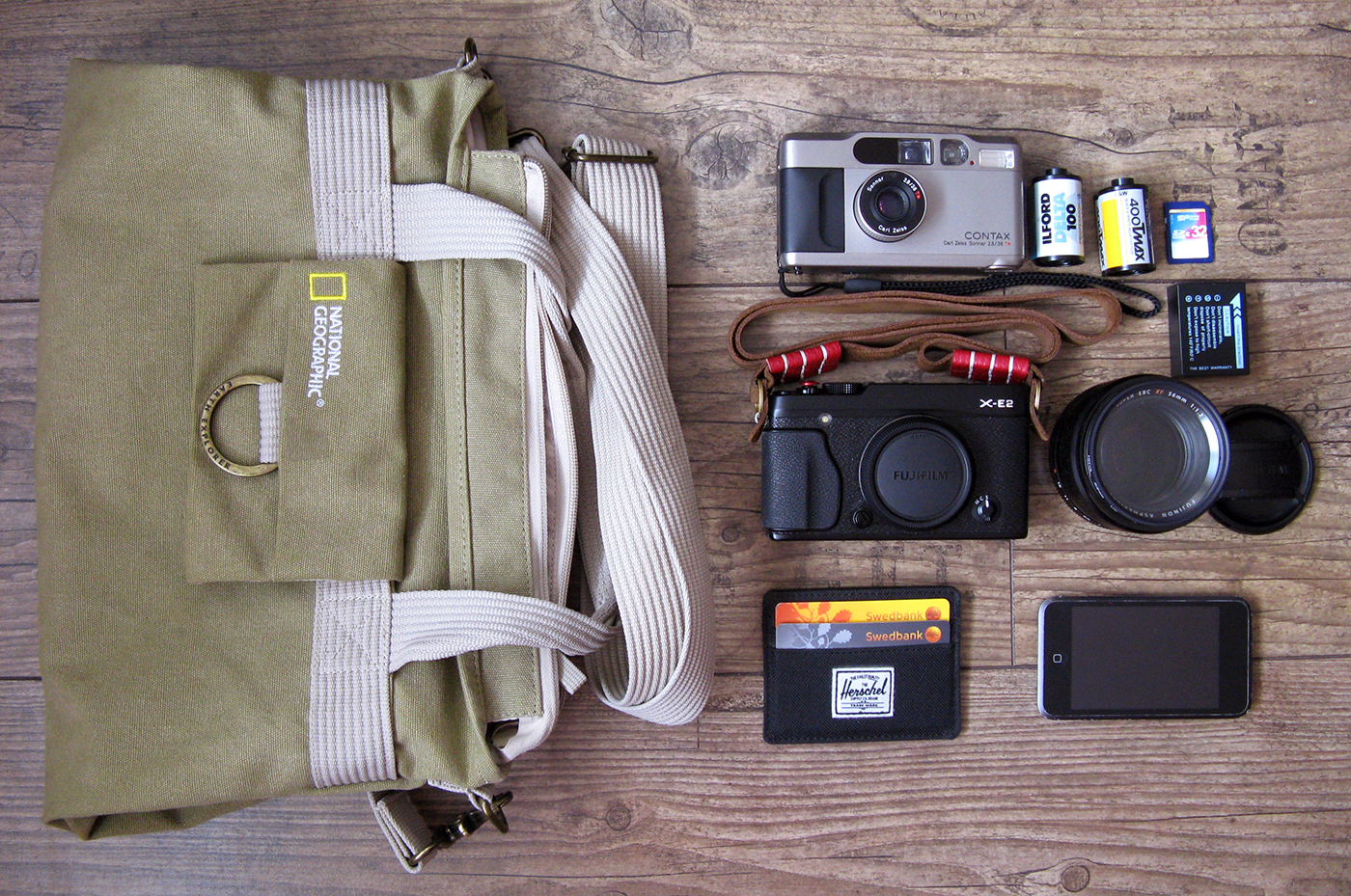 In your bag No: 1182 – Andrejs Lavrinovičs