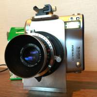Camera Geekery: Hacked Instax Mini