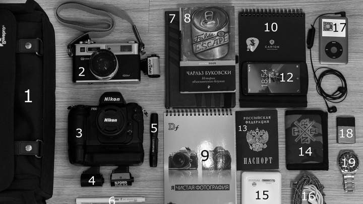 In your bag No: 1197 – Kirill Zeltser
