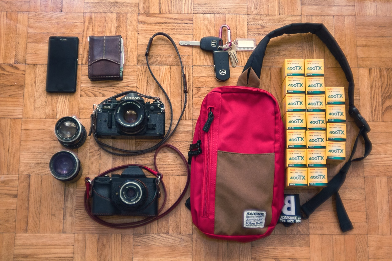 In your bag No: 1207 – Andy Wong