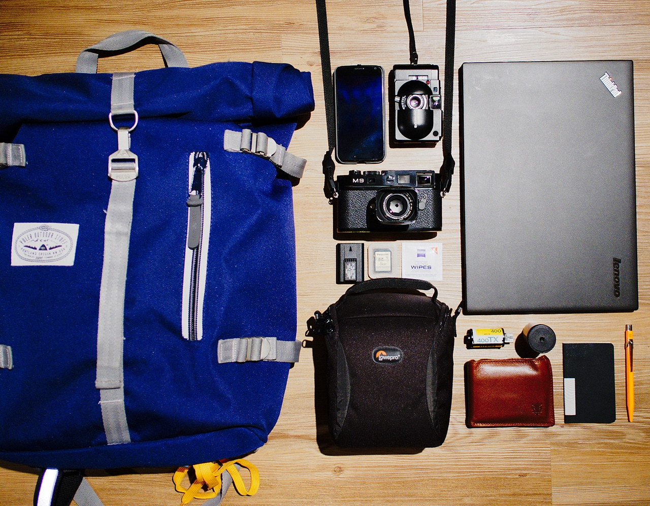 In your bag No: 1208 – Tianhe Yang