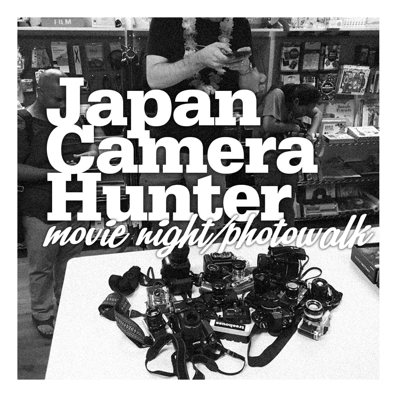 JCH News: Hawaii Movienight/Photowalk