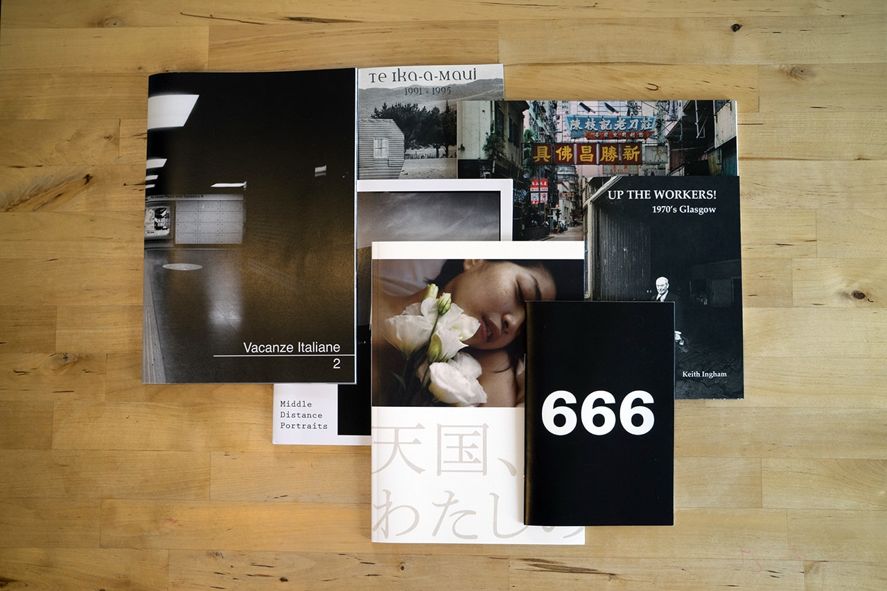Photography Zines (and books) No: 30