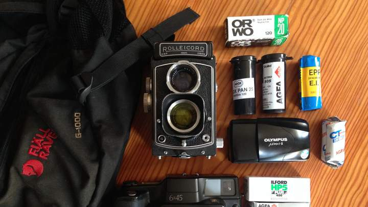 In your bag No: 1219 – Felix Endres