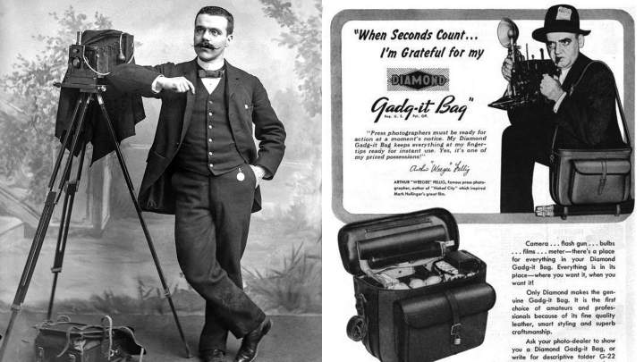 Brady Gelderburn: The Grandfather of Modern Camera Bags
