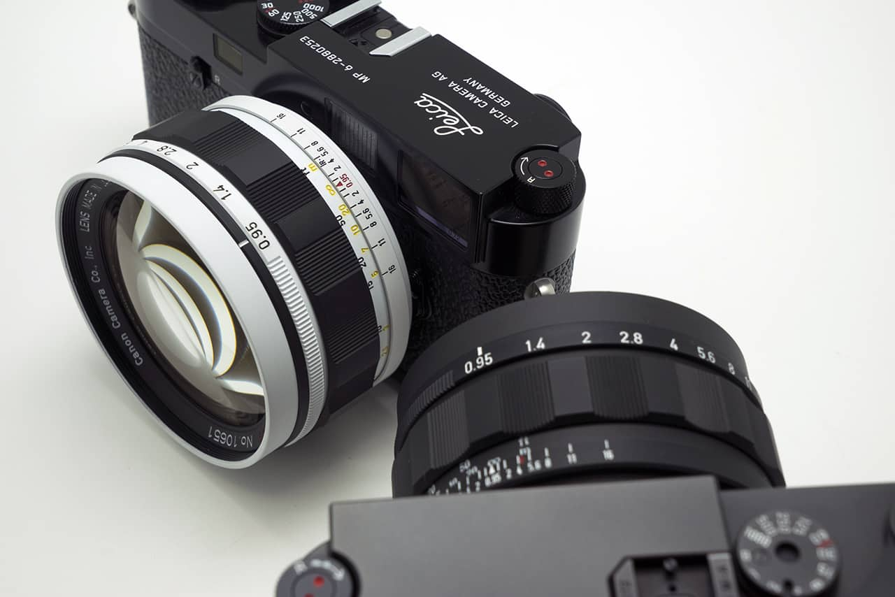 Camera Geekery: Custom Cameras & Lenses