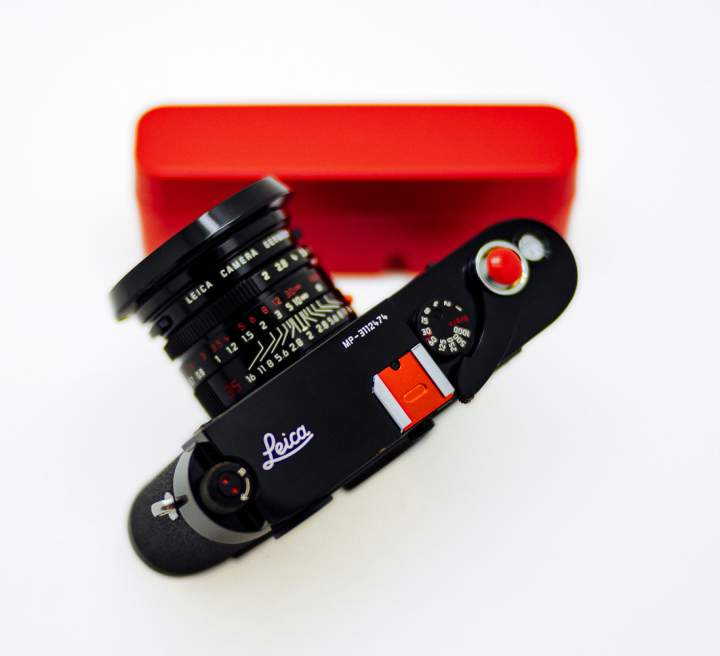 Hotshoe Cover for Leica M cameras