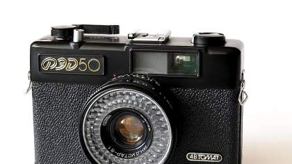Camera Geekery: FED 50 review