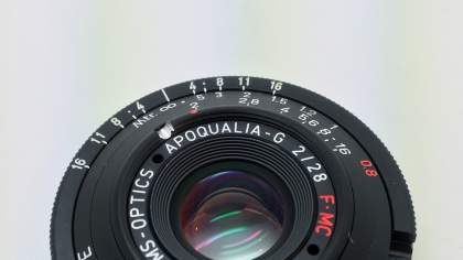 Camera Geekery: MS Optics Apoqualia-G 28mm f2