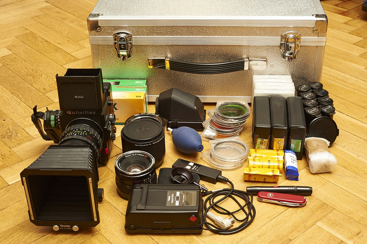 In your bag No: 1315 – Volker Muth