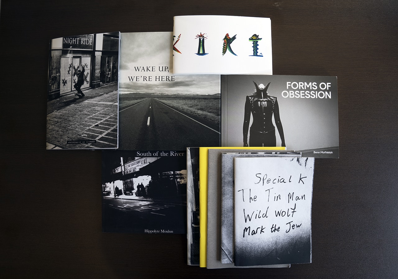 Photography Zines and Books No: 32