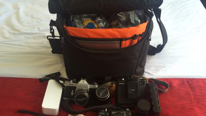 In your bag No: 1329 – Stephen Dowling