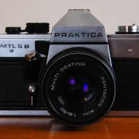 Camera Review: Greetings from the GDR